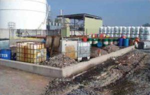 Oil Contamination Containment