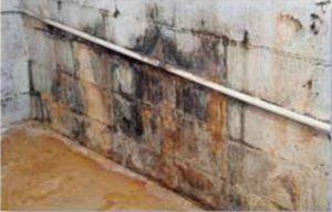 Wall Discolouration & Contamination