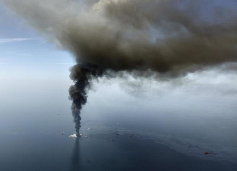 BP Deepwater Horizon Oil Spill