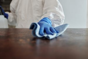 Virus Removal Specialist Cleaning